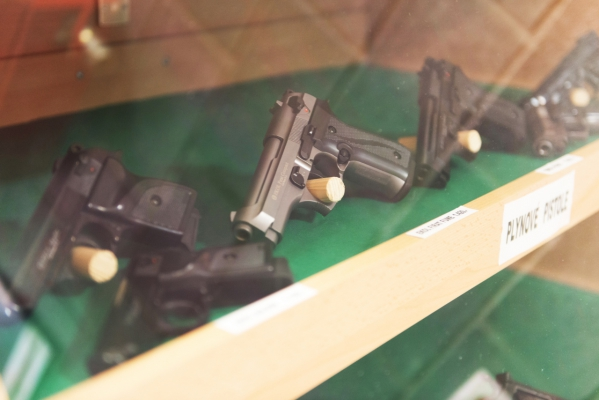 Plynové pistole